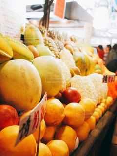 台北のマーケットの写真・画像素材[1237743]