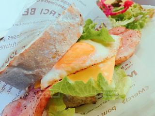 ヴェルジネ・バッカーノのサンドイッチの写真・画像素材[1239068]