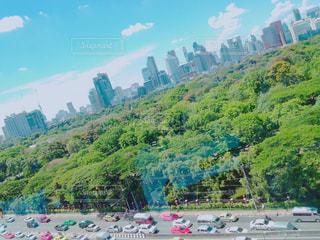 バンコク・Sofitel So からの眺めの写真・画像素材[1244378]
