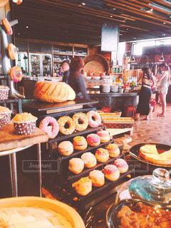 バンコク・Sofitel So の朝食の写真・画像素材[1244384]