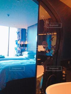 バンコク・Sofitel So のベッドルームの写真・画像素材[1244401]