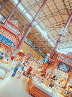 エステルマルムの市場の写真・画像素材[1269140]