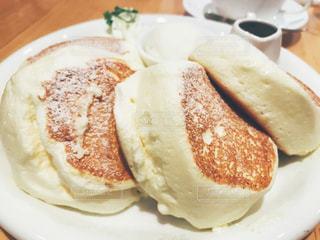 ルタオのパンケーキの写真・画像素材[1270267]