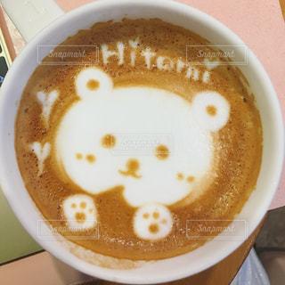 一杯のコーヒーの写真・画像素材[1223395]
