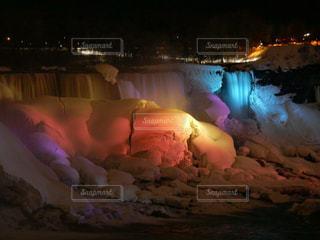 ナイアガラの滝の写真・画像素材[1225637]