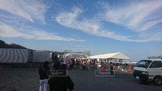 野外フェスの写真・画像素材[1225825]