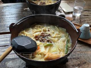ほうとう鍋の写真・画像素材[1226618]
