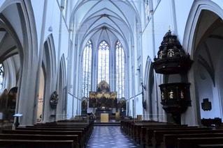 ベートーベンゆかりの教会の写真・画像素材[1225090]