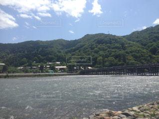 山と川の日本の和の写真・画像素材[1226094]