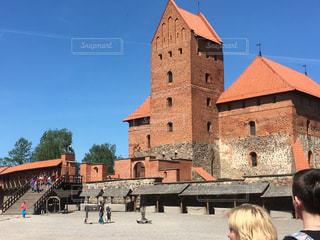 リトアニアの建物の写真・画像素材[1226306]
