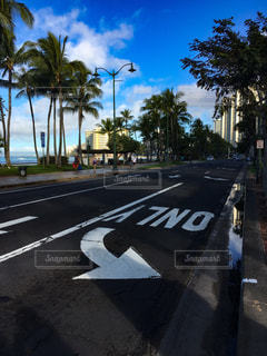 hawaiiのオシャレな街並みの写真・画像素材[1228332]