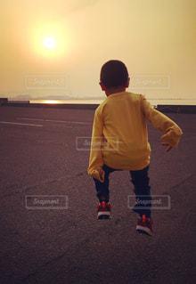 未来に希望の写真・画像素材[1236870]