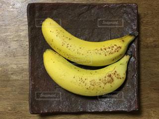 バナナ2つの写真・画像素材[1458960]
