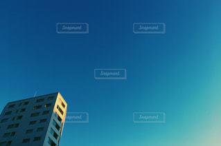 朝日が昇るの写真・画像素材[1227206]