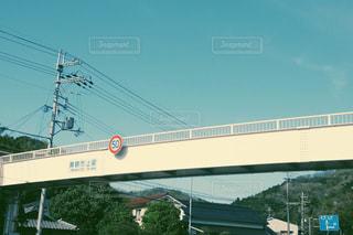 歩道橋の写真・画像素材[1228538]