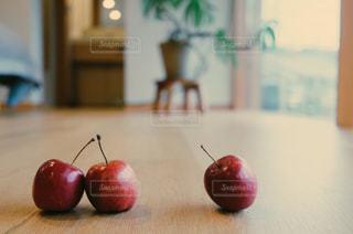 ひめりんご。の写真・画像素材[1722838]