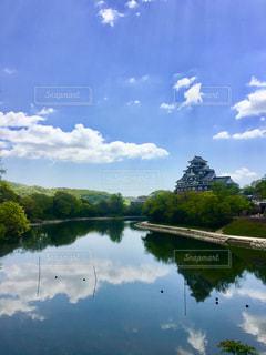岡山城の写真・画像素材[1228456]