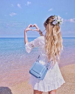綺麗な空と海 - No.1233294