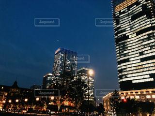 東京駅丸の内駅舎の写真・画像素材[1266595]