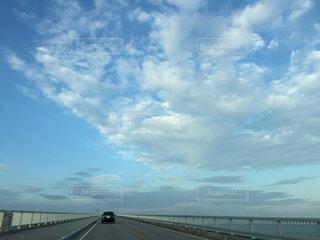 青空ドライブの写真・画像素材[1233756]