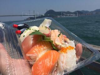 食品のプラスチック容器の写真・画像素材[2331403]