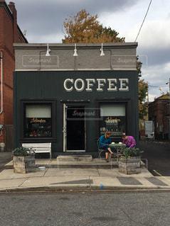 オタワのカフェの写真・画像素材[1264527]