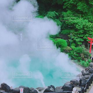 海地獄の写真・画像素材[1259381]