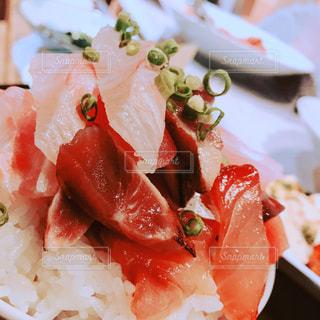 海鮮丼の写真の写真・画像素材[1274265]