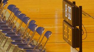 バスケ試合終了後の写真・画像素材[1234275]