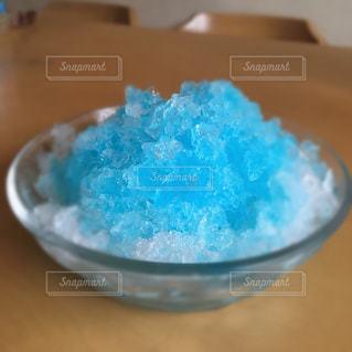 涼しげなかき氷の写真・画像素材[1251723]
