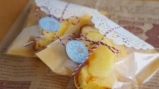 手作りケーキの写真・画像素材[1255861]