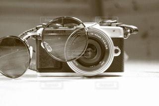 カメラの写真・画像素材[154714]