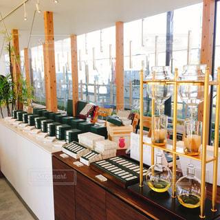 菊川 サングラムカフェの写真・画像素材[1677252]