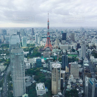 アンダーズ東京からの景色の写真・画像素材[1677256]