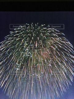 打ち上げ花火の写真・画像素材[1233084]