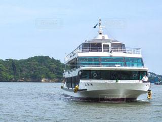松島観光の遊覧船の写真・画像素材[1398366]
