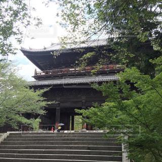 南禅寺…夏の写真・画像素材[1235103]
