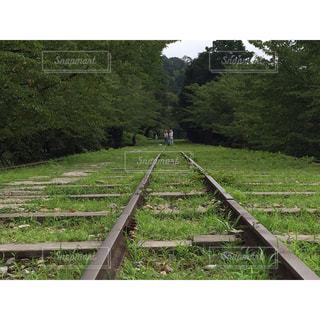 蹴上インクラインの写真・画像素材[1235180]