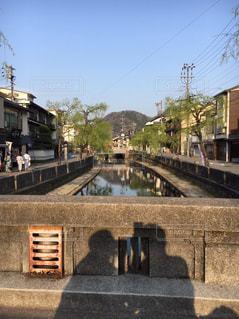 城崎温泉デートの写真・画像素材[1234925]