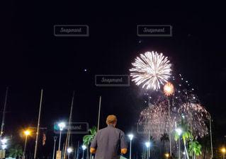 USA 独立記念日を祝う花火の写真・画像素材[1330360]
