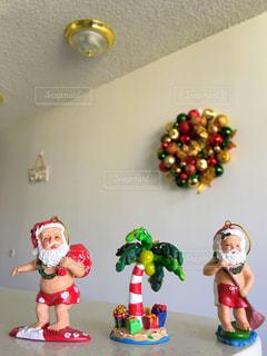 ハワイアン クリスマスの写真・画像素材[1629033]