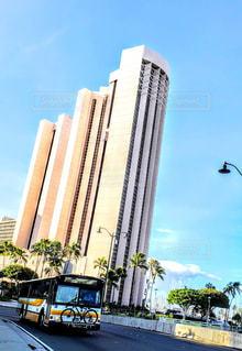 ハワイ ホノルル The busの写真・画像素材[1637940]