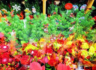 クリスマスシーズンのフードランド アラモアナ店の写真・画像素材[1662135]