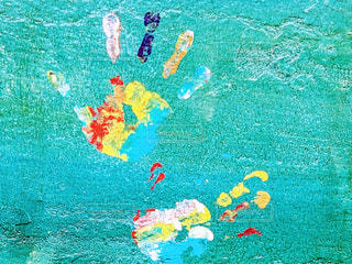 ハワイ ホノルル ウォールアートの写真・画像素材[1662509]