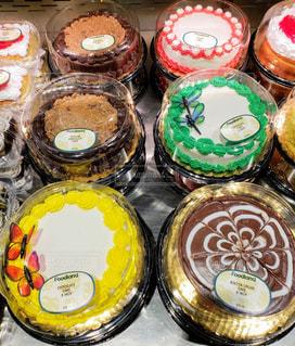 クリスマスシーズンのフードランド アラモアナ店の写真・画像素材[1663687]