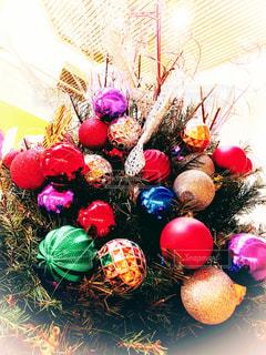 クリスマスシーズンの病院の写真・画像素材[1679415]