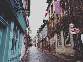 フランスの街並みの写真・画像素材[1236654]