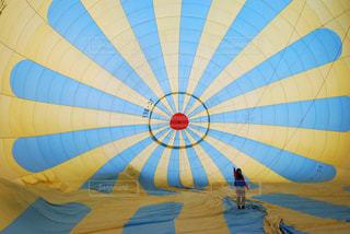 気球の中の写真・画像素材[1238708]