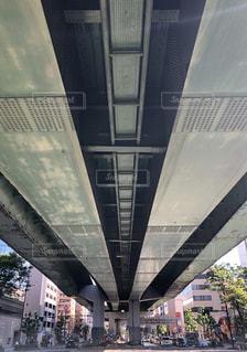 高架下の風景の写真・画像素材[2167098]