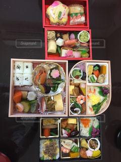 食品の種類別の束の写真・画像素材[1252604]